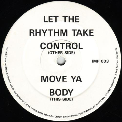 Let The Rhythm Take Control / Move Ya Body