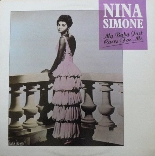 NINA SIMONE - My Baby Just Cares For Me - Maxi x 1