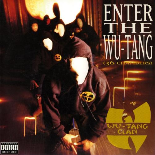 WU-TANG CLAN - Enter The Wu-tang (36 Chambers) - 33T