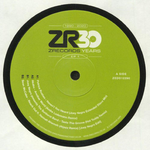 30 Years Of Z Records Ep 1