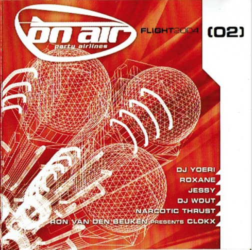 VARIOUS - On Air Party Airlines Flight 2004 02 - CD