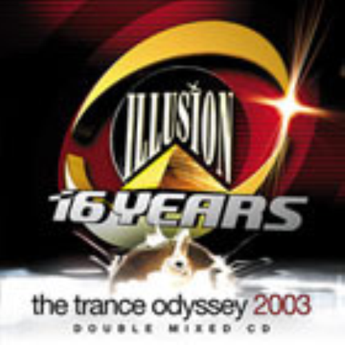 VARIOUS - 16 Years Illusion - The Trance Odyssey - CD x 2
