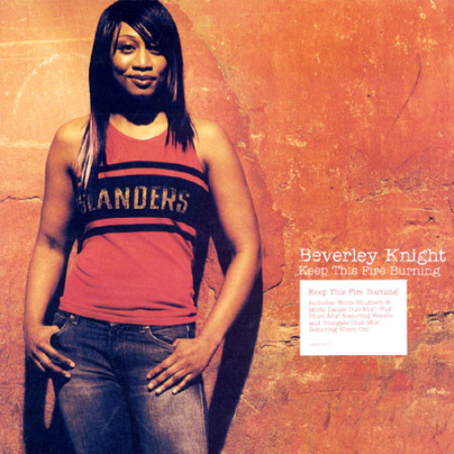 BEVERLEY KNIGHT - Keep This Fire Burning - 12 inch x 1