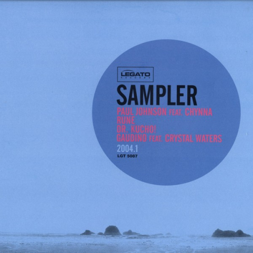 Legato Sampler 2004.1 (2nd Hand)
