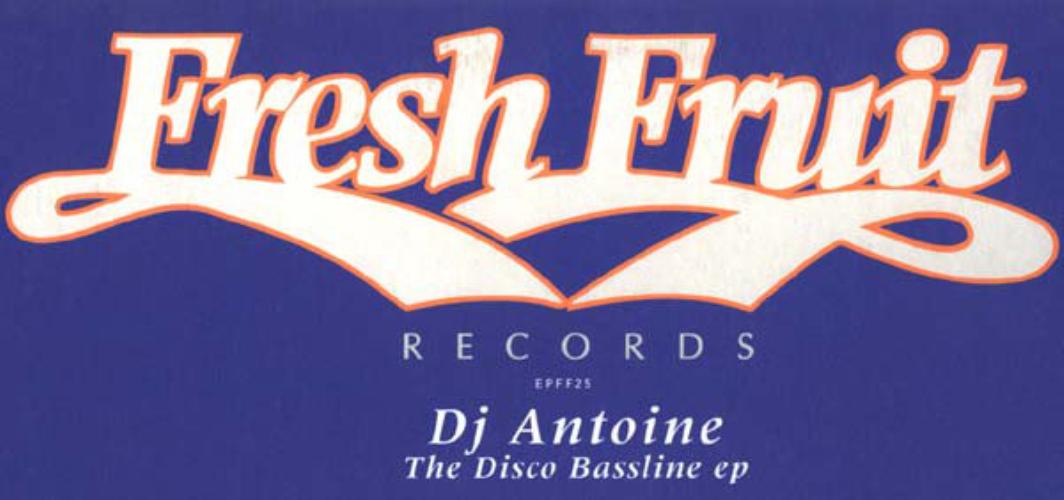 The Disco Bassline Ep