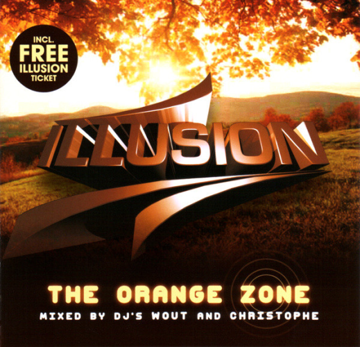 VARIOUS - Illusion - The Orange Zone - CD x 2