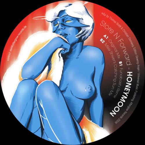 STORE N FORWARD - Honeymoon - Maxi x 1