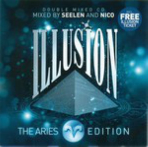 VARIOUS - Illusion 2010 - The Aries Edition - CD x 2