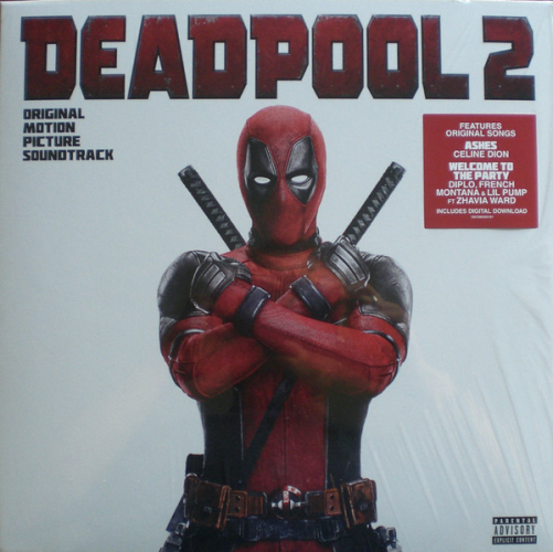 VARIOUS - Deadpool 2 (original Motion Picture Soundtrack) - 33T