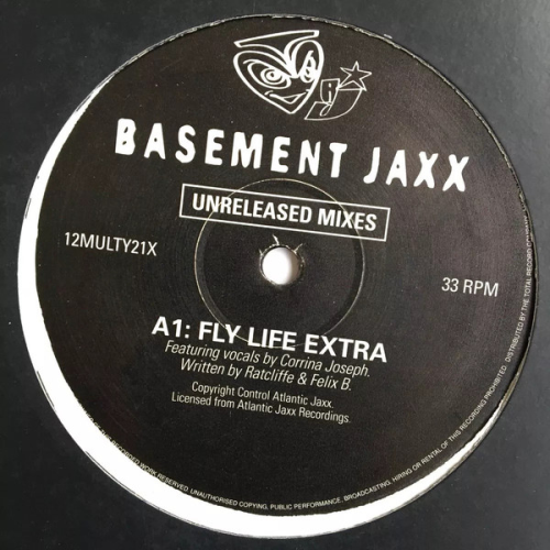 Fly Life (unreleased Mixes)