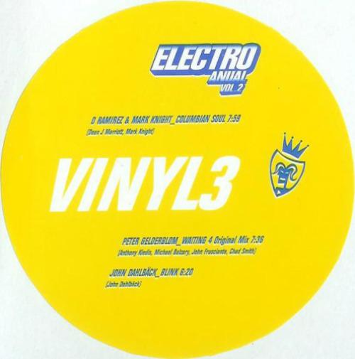 Electro Anual Vol. 2 - Vinyl 3