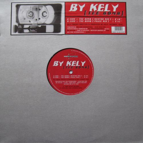 BY KELY - The Bomb - Maxi x 1