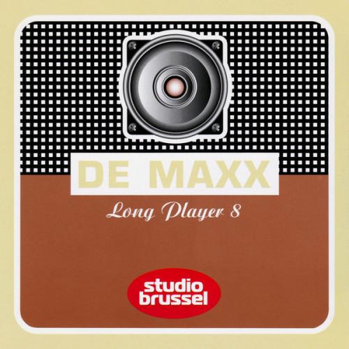 VARIOUS - De Maxx Long Player 8 - CD x 2