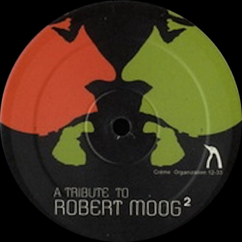 VARIOUS - A Tribute To Robert Moog 2 - Maxi x 1