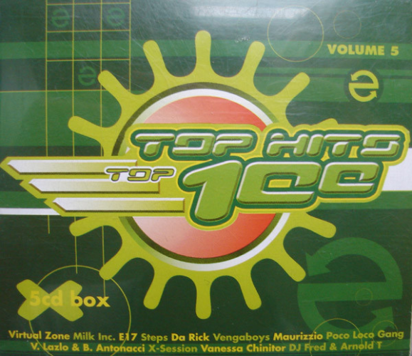 VARIOUS - Top Hits Top 100 Volume 5 - CD x 5