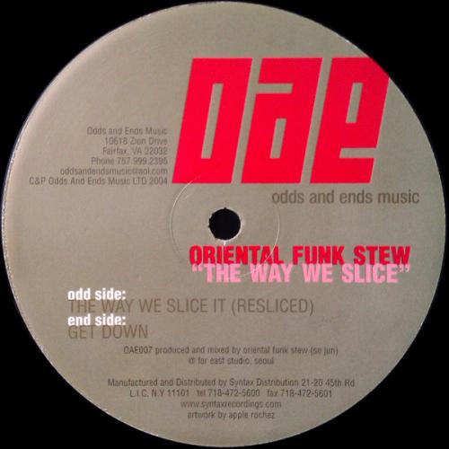 The Way We Slice