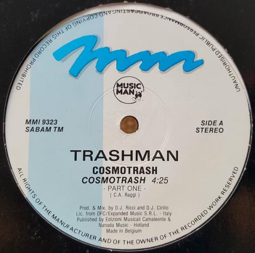 TRASHMAN - Cosmotrash - Maxi x 1