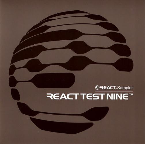 VARIOUS - React Test Nine - CD