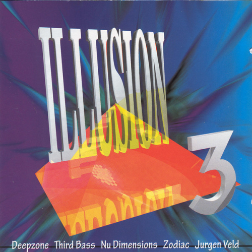 VARIOUS - Illusion 3 - Future Trance Tracks - CD x 2
