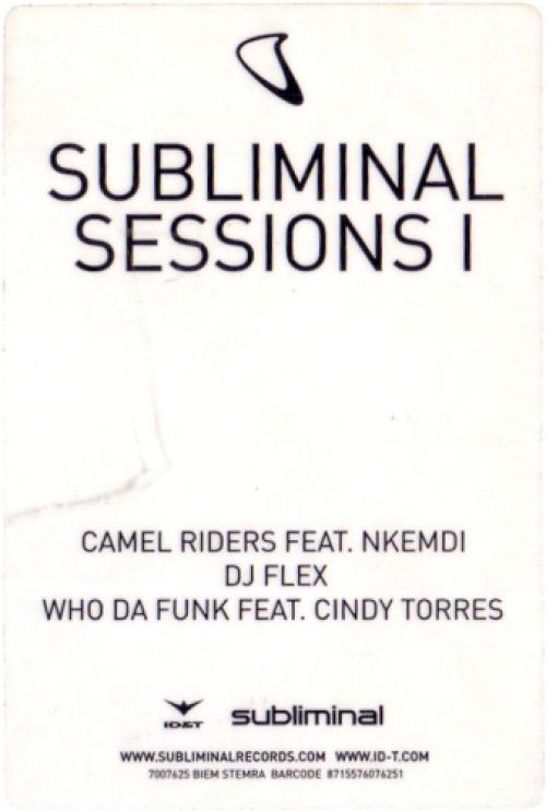 Subliminal Sessions I
