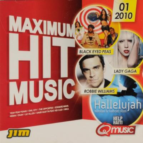 VARIOUS - Maximum Hit Music 01 2010 - CD