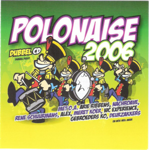 VARIOUS - Polonaise Vol.2 - CD x 2