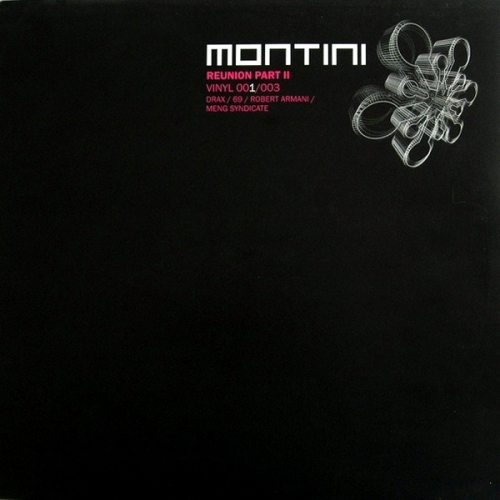 Montini Reunion Part Ii Vinyl 001/003