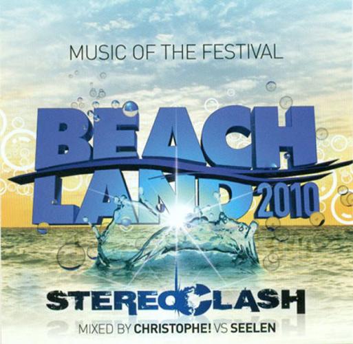 VARIOUS - Beachland 2010 - CD x 2