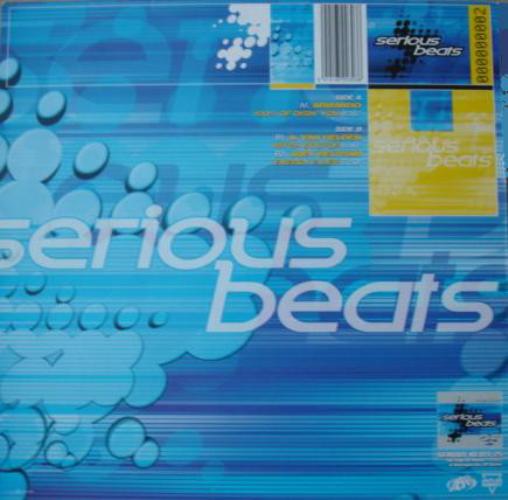 Serious Beats 25 Vinyl 2