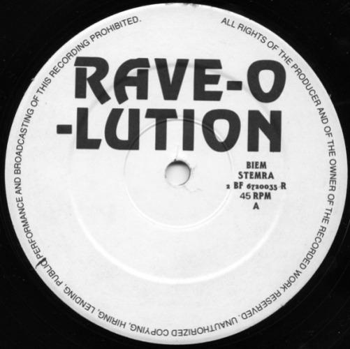 Rave-o-lution / Sick
