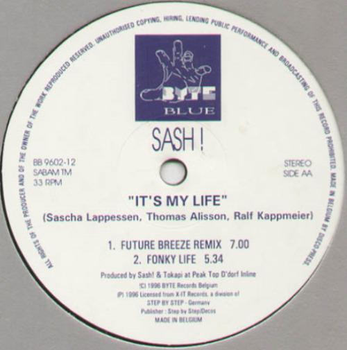 It's My Life (remixes)