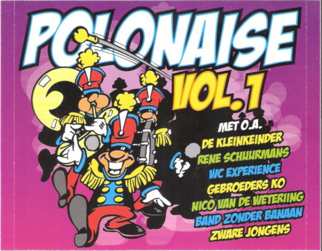 VARIOUS - Polonaise Vol. 1 - CD x 2