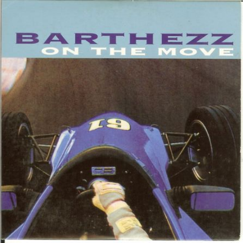BARTHEZZ - On The Move - CD single