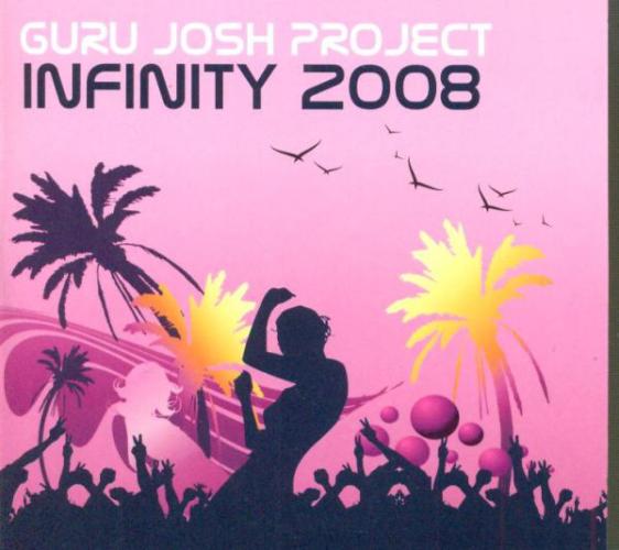 GURU JOSH PROJECT - Infinity 2008 - CD single