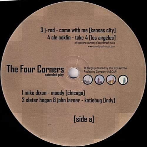 The Four Corners Ep