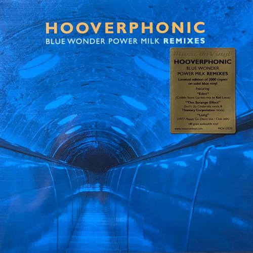 Blue Wonder Power Milk Remixes (limited)