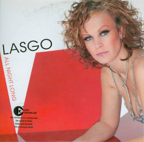 LASGO - All Night Long - CD single