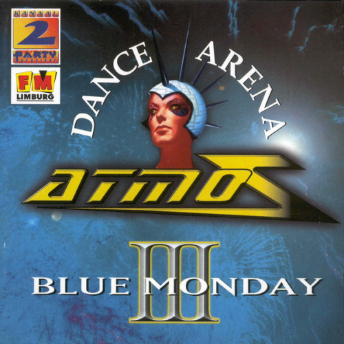 VARIOUS - Atmoz Iii - Blue Monday - CD