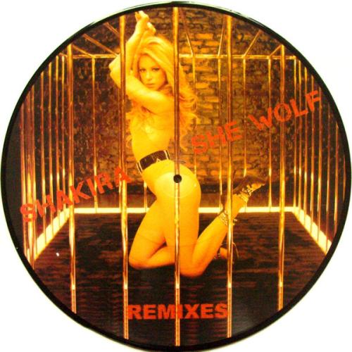She Wolf (remixes)