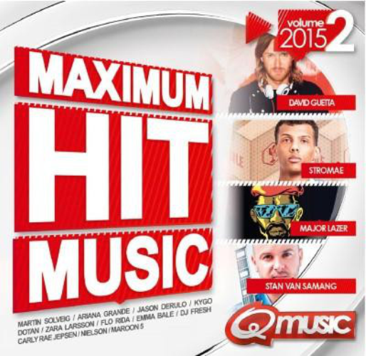 VARIOUS - Maximum Hit Music 2015 Volume 2 - CD
