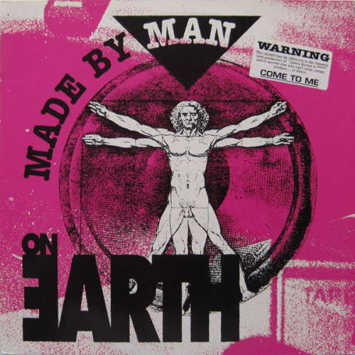 MADE BY MAN ON EARTH - Come To Me - Maxi x 1