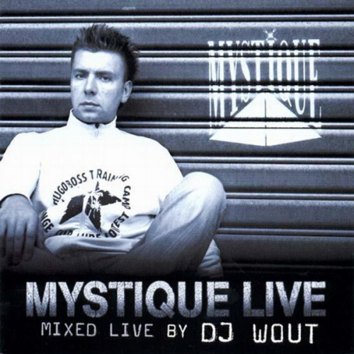 DJ WOUT - Mystique Live Vol. 1 - CD