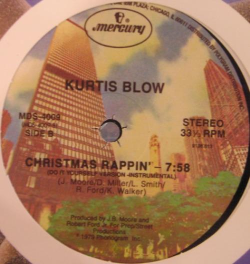 Christmas Rappin'