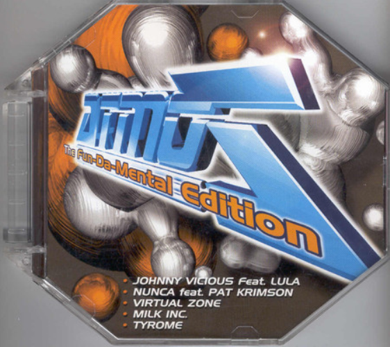 VARIOUS - Atmoz 7 - The Fun-da-mental Edition - CD
