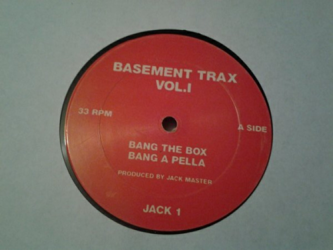 Basement Trax Vol.i