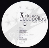 X-clusive Accapellas Volume 1