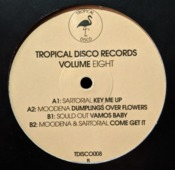 Tropical Disco Records Volume 8