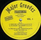 Major Grooves Vol. 1