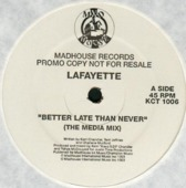 Better Late Than Never (promo)