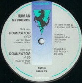 Dominator (remixes) (original Pressing)